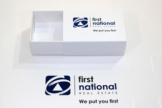 First National key box