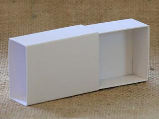 medium white matchbox